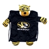 Missouri Tigers NCAA Plush Mascot Backpack Pal