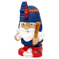 Atlanta Braves MLB Mad Hatter Gnome