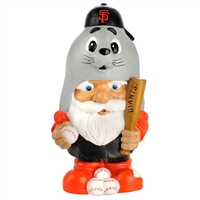 San Francisco Giants MLB Mad Hatter Gnome