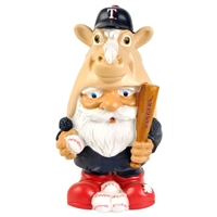 Texas Rangers MLB Mad Hatter Gnome