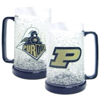 Purdue Boilermakers NCAA Crystal Freezer Mug