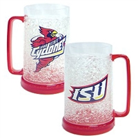 Iowa State Cyclones NCAA Crystal Freezer Mug