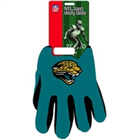 Jacksonville Jaguars NFL Two Tone Gloves