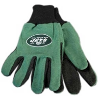 New York Jets NFL Two Tone Gloves