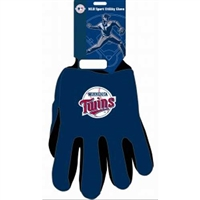 Minnesota Twins MLB Two Tone Gloves