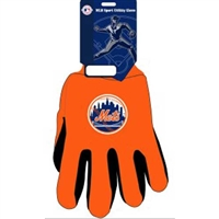 New York Mets MLB Two Tone Gloves