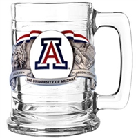 Arizona Wildcats 15 oz. Colonial Tankard