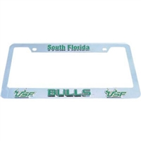 South Florida Bulls Tag Frame