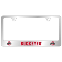 Ohio St. Tag Frame