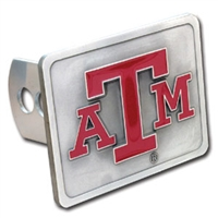 Texas A&M Aggies Trailer Hitch Cover