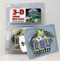 LSU Tigers Trailer Hitch Cover