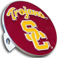 USC Trojans Trailer Hitch Cover