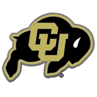 Colorado Buffaloes Hitch Cover