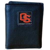 Oregon State Beavers College Tri-fold Wallet