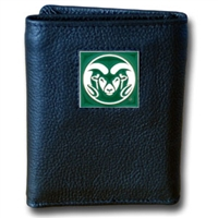 Colorado State Rams College Tri-fold Wallet