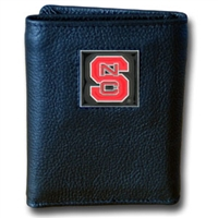 North Carolina State Wolfpack Tri-fold Wallet