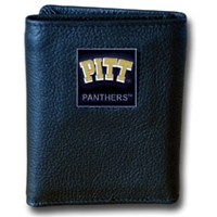 Pittsburgh Panthers College Tri-fold Wallet