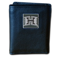 Hawaii Warriors Tri-fold Wallet