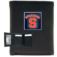 College Tri-fold Wallet - Syracuse Orange