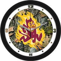"Arizona State Sun Devils 12"" Wall Clock - Camo"
