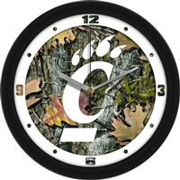 "Cincinnati Bearcats 12"" Wall Clock - Camo"