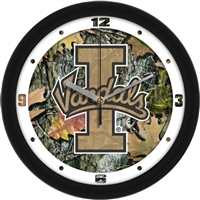 "Idaho Vandals 12"" Wall Clock - Camo"