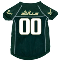 University of South Florida Dog Jersey - Large