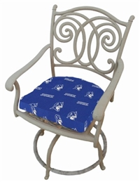 Duke Blue Devils D Cushion