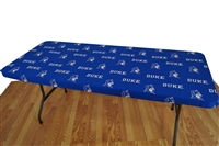 Duke Blue Devils 6' Table Cover