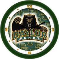 "Baylor Bears 12"" Wall Clock - Dimension"
