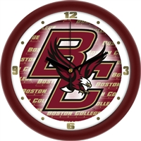 "Boston College Eagles 12"" Wall Clock - Dimension"