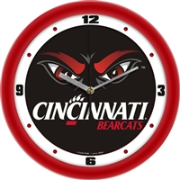 "Cincinnati Bearcats 12"" Wall Clock - Dimension"