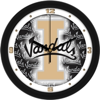 "Idaho Vandals 12"" Wall Clock - Dimension"