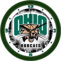 "Ohio Bobcats 12"" Wall Clock - Dimension"