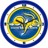 "South Dakota State Jack Rabbits 12"" Wall Clock - Dimension"