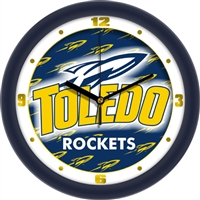"Toledo Rockets 12"" Wall Clock - Dimension"