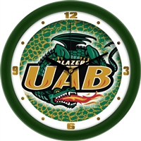 "Alabama Birmingham Blazers 12"" Wall Clock - Dimension"