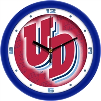 "Dayton Flyers 12"" Wall Clock - Dimension"