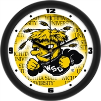 "Wichita State Shockers 12"" Wall Clock - Dimension"