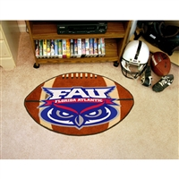Florida Atlantic Owls NCAA Football Floor Mat (22x35)