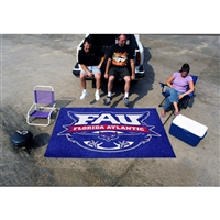 Florida Atlantic Owls NCAA Ulti-Mat Floor Mat (5x8')