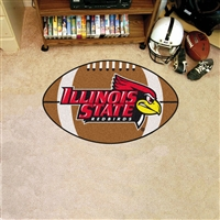 Illinois State Redbirds NCAA Football Floor Mat (22x35)