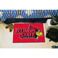 Illinois State Redbirds NCAA Starter Floor Mat (20x30)
