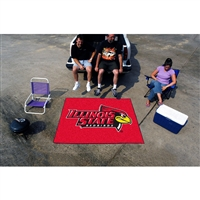 Illinois State Redbirds NCAA Tailgater Floor Mat (5'x6')