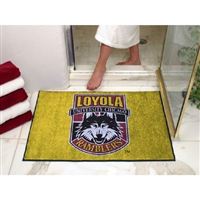 Loyola Illinois Ramblers NCAA All-Star Floor Mat (34x45)