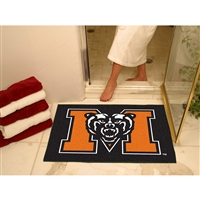 Mercer Bears NCAA All-Star Floor Mat (34x45)