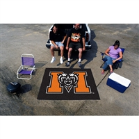 Mercer Bears NCAA Tailgater Floor Mat (5'x6')