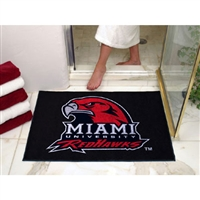 Miami Ohio Redhawks NCAA All-Star Floor Mat (34x45)