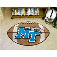 Middle Tennessee State Blue Raiders NCAA Football Floor Mat (22x35)
