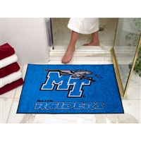 Middle Tennessee State Blue Raiders NCAA All-Star Floor Mat (34x45)